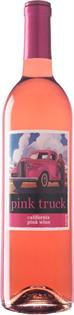 Pink Truck California Pink Wine 2014...